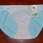 กางเกงใน Wacoal Size L (สีฟ้า-ชมพู)