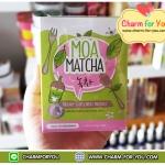 MOA Matcha ชาเขียว ลดน้ำหนักโมเอะ กล่องละ 80 บาท ขายเครื่องสำอาง อาหารเสริม ครีม ราคาถูก ของแท้100% ปลีก-ส่ง