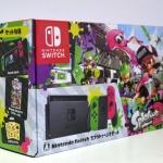 Nintendo Switch™ SPLATOON2 Set Neon Green / Neon Pink ราคา 14990.- 21-7-2017