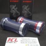 กระโหลก S-Fight Ceramic แบบ Pressfit หรือ อัด ตัวกันน้ำยืดหดตามขนาดกระโหลกแต่ละเฟรมได้