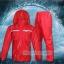 เสื้อกันฝน High grade แถบสะท้อนแสง 3M ***สินค้ามีตำหนิ*** thumbnail 4