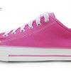 [พร้อมส่ง]รองเท้าผ้าใบแฟชั่น สีชมพู รุ่น 191