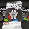 ชุดฝักเบรคพร้อมยางเบรค Sapience Made in Taiwan