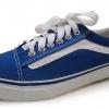 [พร้อมส่ง]รองเท้าผ้าใบแฟชั่น สีฟ้าน้ำทะเล รุ่น E-8