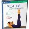 Pilates Beginning Mat Workout with Ana Caban x264 aac
