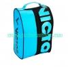 กระเป๋าใส่รองเท้าแบดมินตัน สีฟ้าดำ Victor รุ่น BR1308F