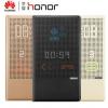 (พรีออเดอร์) เคส Huawei/P8 Max-เคส dot ฝาพับแท้ huawei