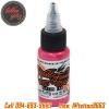 [WORLD FAMOUS] หมึกสักเวิล์ดเฟมัส หมึกสักลายเวิล์ดเฟมัส สีสักลายสีชมพู ขนาด 1 ออนซ์ สีสักนำเข้าจากประเทศอเมริกา World Famous Tattoo Ink - Paraguay Pink (1OZ/30ML)