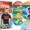 Bob Harper The Skinny Rules Workout Series 5 DVD Set