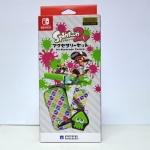 Accessory Set for Nintendo Switch (Splatoon 2) ยี่ห้อ Hori ของแทั จากญี่ปุ่น (NSW-050)