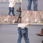 กางเกง สามส่วน size 110 120 130 140 150