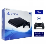 PlayStation®4 (1TB) Slim รุ่นใหม่ CUH-2006B B01 สีดำ ประกันศูนย์ 1 ปี + จอย2 13990 Update7/7/60
