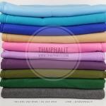 ผ้าห่มฟลีซ สีพื้น (มี10สี)