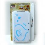 เคสใสรุ่นลิมิเต็ด Hori ของแท้ ลาย DQ8 Dragon Quest VIII PC Cover สำหรับ new 3DS XL /LL