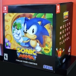 โซนิคมาเนีย ++ Sonic Mania Collector's Edition for Nintendo Switch