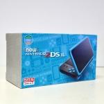 รุ่นใหม่ล่าสุด New 2DS XL // New 2DS XL สีดำ/ฟ้า (Black X Turquoise) ราคา 7490.- ส่งฟรี