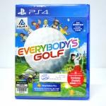 PS4™ Everybody's Golf Zone 3 Asia / English ราคา 1390.-