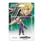 Amiibo Super Smash Bros. Series Figure (Cloud) Cloud Amiibo NVL-C-AACK ราคา 990.- ส่งฟรี