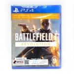 PS4™ Battlefield 1 Revolution Edition Zone 3 Asia English ราคา @ 1890.- // ส่งฟรี EMS