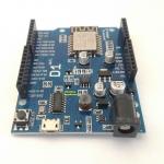 Arduino UNO R3 WeMos D1Arduino และWifi ในBoardเดียวกันเลย 2 in 1รองรับการทดลอง Internet of Things