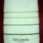 Q2 ผ้าเช็ดตัว Guy Laroche เกรด A ขนาด 135 x 70 ซ.ม
