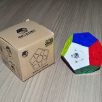 YuXin Little Magic 3x3 Megaminx Sculpture Stickerless