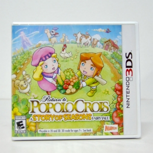 3DS™ (US) Return to PoPoLoCrois : A Story of Seasons Fairytale (Sales)
