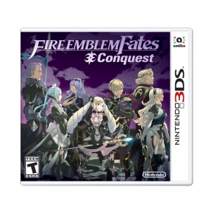 3DS™ Fire Emblem Fates: Conquest (ดำ) Zone US /English (ภาคใหม่)