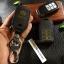 ซองหนังแท้ ใส่กุญแจรีโมท Honda Accord All New City Smart Key 3 ปุ่ม รุ่น ด้ายสี thumbnail 7