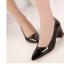 รองเท้าแฟชั้น ส้นเตี้ยหัวแหลม (Per) thumbnail 16