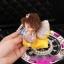 ตุ๊กตานางฟ้า + โบว์ + สร้อยมุก ห้อยหน้ารถยนต์ จากเกาหลี thumbnail 7