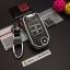 กรอบ-เคส ใส่กุญแจรีโมทรถยนต์ รุ่นเรืองแสง Honda Jazz 2014-2015 พับข้าง 2 ปุ่ม thumbnail 8