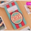 (พรีออเดอร์) เคส Vivo/X5-Flip case ลายการ์ตูน thumbnail 8