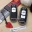 กรอบ-เคสยาง TPU ใส่กุญแจรีโมทรถยนต์ Mazda 2,3/CX 5 2018 Smart Key 3 ปุ่ม thumbnail 3