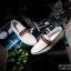 แฟชั่นรองเท้าชาย รองเท้าหนังผ้าใบ ไสต์เกาหลี สีเบจ/สีเทา/สีฟ้าอ่อนไซส์ 42-43-44 (Pre) thumbnail 7