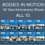 Bodies in Motion 30 Year Anniversary Shows with Gilad - 2 DVDs thumbnail 1