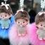 ตุ๊กตา พิขุ + สร้อยมุก + พู่ ที่ห้อยหน้ารถ จากเกาหลี thumbnail 12