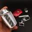 กรอบ-เคส ใส่กุญแจรีโมทรถยนต์ BMW Series3 (90) Series5 (E60) Series7 Z4 (E85) X1(E84) thumbnail 10
