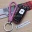 กรอบ-เคสยาง TPU ใส่กุญแจรีโมทรถยนต์ Mazda 2,3/CX-3,5 Smart Key 2 ปุ่ม thumbnail 6