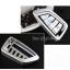 กรอบ-เคส ใส่กุญแจรีโมทรถยนต์ รุ่นไทเทเนียม Bmw X1,X5 Smart Key (พร้อมพวง) thumbnail 6