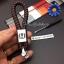 สายห้อยพวงกุญแจ ลายถักสาน โลโก้ HONDA (พร้อมไขขวง) thumbnail 8
