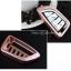 กรอบ-เคส ใส่กุญแจรีโมทรถยนต์ รุ่นไทเทเนียม Bmw X1,X5 Smart Key (พร้อมพวง) thumbnail 7