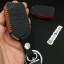 ซองหนังแท้ ใส่กุญแจรีโมทรถยนต์ รุ่นด้ายสีทรูโทน Honda Accord All New City 2014-18 Smart Key 3 ปุ่ม thumbnail 9