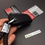 กรอบ-เคสยาง ใส่กุญแจรีโมทรถยนต์ X1,X3,X5,X6,Z4,F10 Smart Key รุ่น 2,3 ปุ่ม ลายเคฟล่า (พร้อมพวง) thumbnail 10