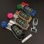 กรอบ-เคส ใส่กุญแจรีโมทรถยนต์ รุ่นเรืองแสง ABS All New Ford Ranger,Everest 2015-17 Key 2-3 ปุ่ม thumbnail 2