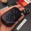 ซองหนังแท้ ใส่กุญแจรีโมทรถยนต์ รุ่นหนังนิ่ม โลโก้เหล็ก LEXUS IS250C,250/RX270,350,450h thumbnail 7