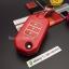 กรอบ-เคส ใส่กุญแจรีโมทรถยนต์ รุ่นเรืองแสง Honda Civic,All New Jazz พับข้าง 3 ปุ่ม thumbnail 5
