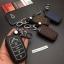 ซองหนังแท้ ใส่กุญแจรีโมท รุ่นด้ายสี หลังพิมพ์โลโก้ All New Toyota Fortuner/Camry 2015-17 Smart Key 4 ปุ่ม thumbnail 12
