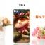 (พรีออเดอร์) เคส Huawei/P8-เคสยางลายการ์ตูน thumbnail 5