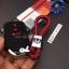 สายห้อยพวงกุญแจ ลายถักสาน โลโก้ HONDA (พร้อมไขขวง) thumbnail 12